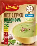 Bez lepku Hrachová polievka 74 g