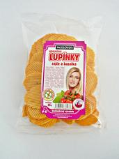 Amarantové lupienky paradajka – bazalka 65 g