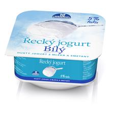 Grécky jogurt biely 5 % 140 g