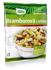 Bramborová s hříbky Dione 350 g