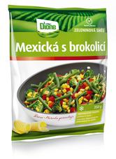 Mexická s brokolicí Dione 350 g
