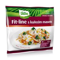 Fit-line s kuřecím masem Dione 400 g