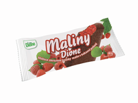 Maliny v čokoládě Dione 70 g