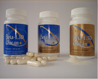 Beta 1,3D Glucan 500mg x 60 tobolek