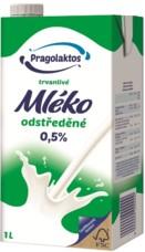 0,5% UHT mléko Mlékárna Pragolaktos 1 l