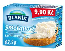 Blaník termizovaný sýr smetanový 62,5 g