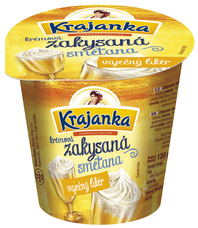 Krajanka zakysaná smetana vaječný likér 130 g