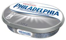 Philadelphia natur sýr 24% 125 g