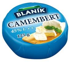 Blaník camembert plísňový sýr 125 g