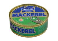 Makrela ve vlastní šťávě s mírně slaným nálevem 240 g