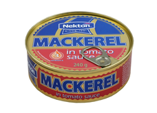 Makrela v rajčatové omáčce 240 g