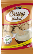 CRISPY FLAKES with cinnamon 80 g
