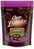 Mandle v hořké čokoládě 175 g