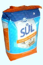 Jedlá sůl kamenná hrubá 1 000 g