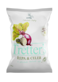 Tretter´s chips červená řepa celer mořská sůl 90 g