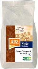 Česká čiroková mouka NAŠE BIOFARMA 450 g