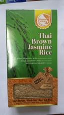 Golden Coral - Rýže cargo- hnědá rýže 1 kg