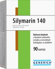 Silymarin 140 90 kapsúl