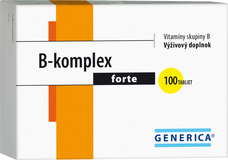B-komplex forte 100 tabliet