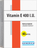 Vitamin E 400 I.U. 60 kapsúl