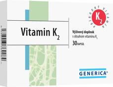 Vitamin K2 30 kapsúl