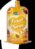 Fruit Puree  Jablko a Broskyňa 120 g