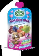 Dojčenská výživa - Záhradná zmes 120 g