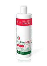 HERBADENT  bylinná ústna voda 400 ml