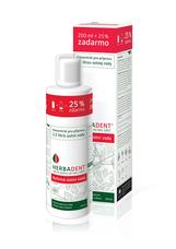 HERBADENT bylinná ústna voda koncentrát 250 ml