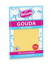 DeLacto Gouda plátky 100 g
