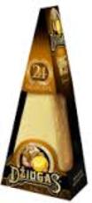 Tvrdý syr DŽIUGAS® Delicate, s dobou zrenia 24 mes. 180 g