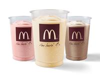 Milk Shake velký vanilkový 400 ml
