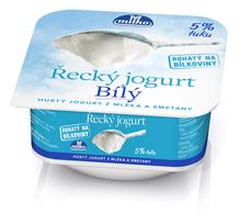 Řecký jogurt bílý 5% 140 g