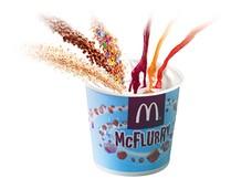 McFlurry zmrzlina 148 g