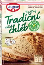 Tradiční chléb bez lepku 400 g
