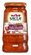 Rajčatová omáčka s pečeným česnekem 420g Sacla