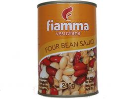 Fazole mix 4 druhů 240 g Faimma Vesuviana
