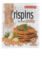 Crispins cizrnové placičky 250 g