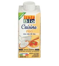 Bio ryžová smotana bezlepková 200 ml