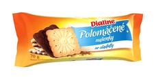 Dialine polomáčené sušenky se sladidly 70 g