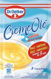 Créme Olé vanilka příchuť 50 g
