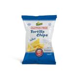 Tortilla chips 125 g - Solené, bez lepku.