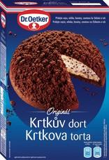 Krtkův dort 410 g