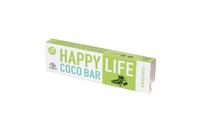 HappyLife COCO BAR - BIO kokosová tyčinka s hrozienkami  40 g