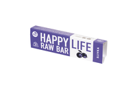 Happylife BIO & RAW BAR - slivková tyčinka 42 g