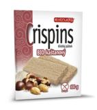Crispins bio gaštanový krehký plátok 100 g
