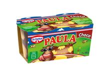 Paula Choco - mliečny dezert sčokoládovo-vanilkovou príchuťou 200 g