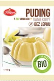 BIO Puding s mletou vanilkou, bez lepku 40 g