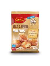 Bez lepku Muffins 280 g