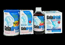GELADRINK® FORTE hĺbková výživa kĺbov